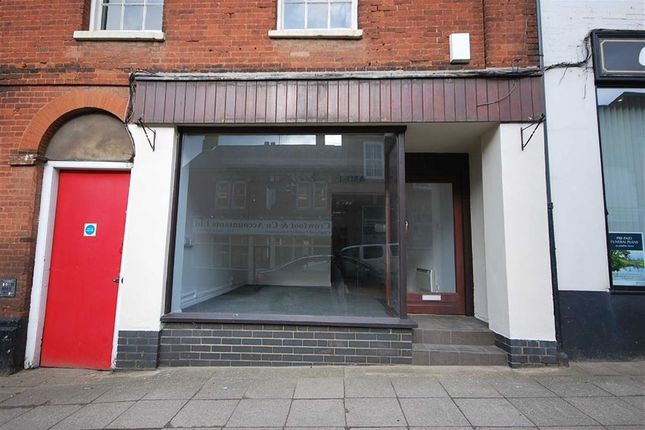 Thumbnail Retail premises to let in 20, High Street, Lutterworth, Leicestershire, Leicestershire