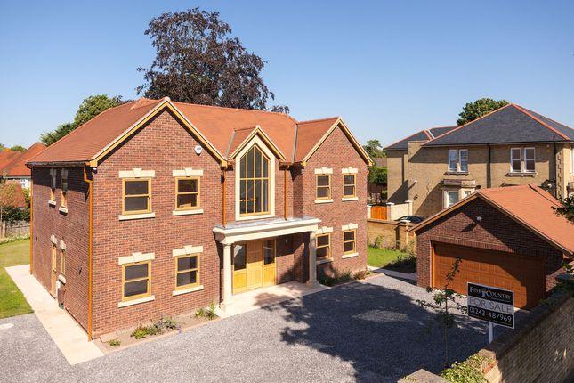 Thumbnail Detached house for sale in Langstone Road, Havant