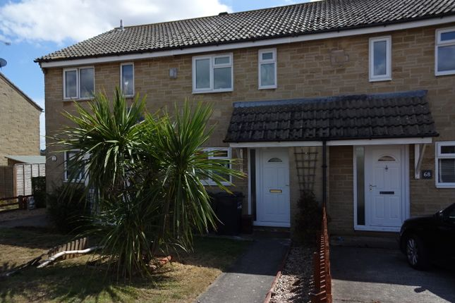 Thumbnail Terraced house to rent in White Mead, Yeovil