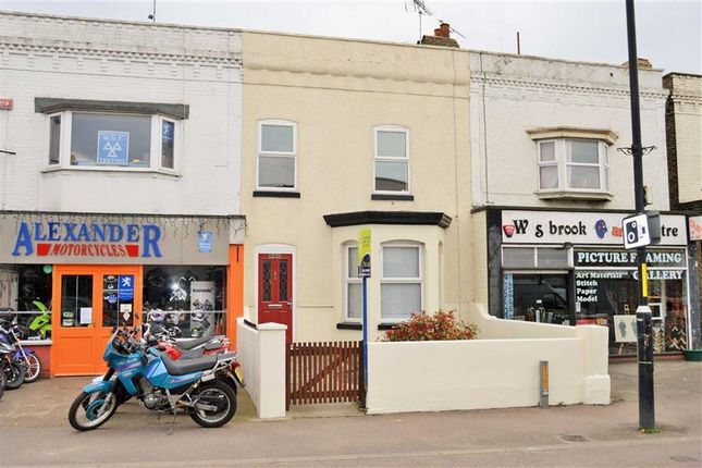 2 bed terraced house to rent in The Royal Seabathing, Canterbury Road, Margate