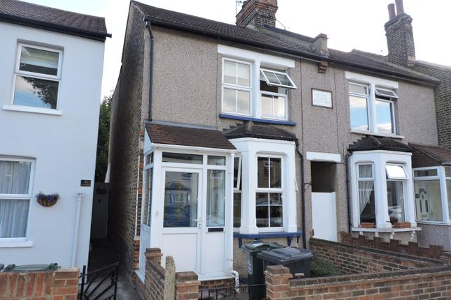 Thumbnail Semi-detached house to rent in Colney Road, Dartford