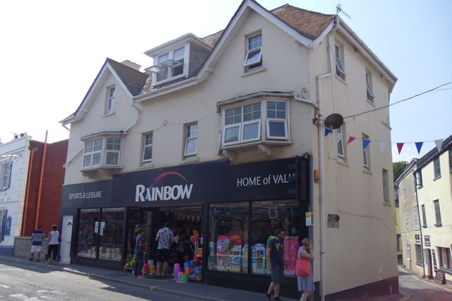 Thumbnail Flat to rent in 2 - 3 Bridge Street, Lyme Regis, Dorset