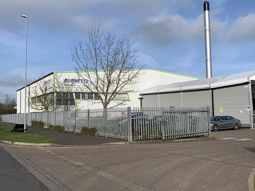 Thumbnail Commercial property for sale in Barn Way, Lodge Farm Industrial Estate, Northampton