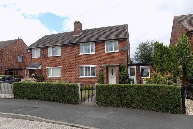 Semi-detached house for sale in Carliol Drive, Carlisle