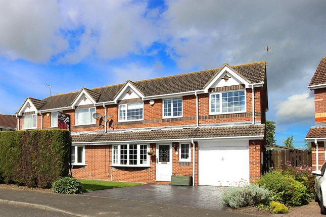 4 bed property for sale in Lintonburn Park, Widdrington, Morpeth