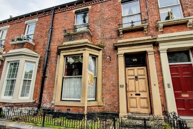 Thumbnail Terraced house for sale in Aglionby Street, Carlisle
