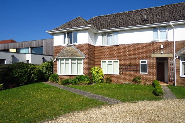 Thumbnail Flat for sale in Rook Hill Road, Friars Cliff, Mudeford, Christchurch