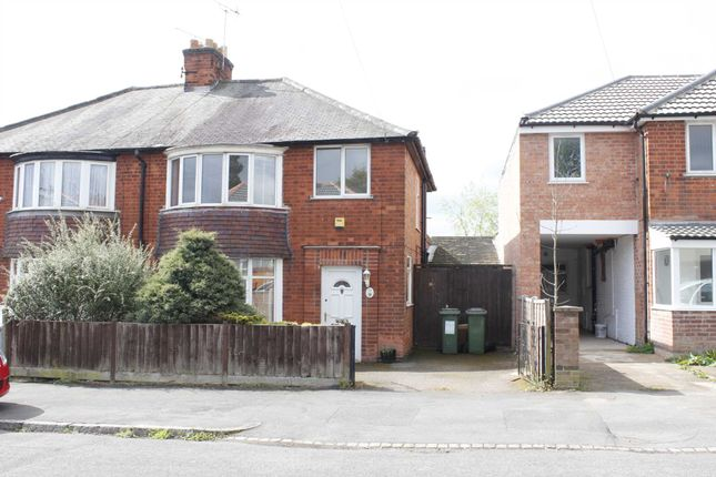 Thumbnail Semi-detached house to rent in Kirkland Road, Braunstone, Leicester