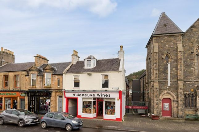 Thumbnail Flat for sale in 39 Eastgate, Peebles