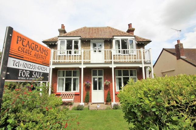 Thumbnail Detached house for sale in Albany Gardens East, Clacton On Sea