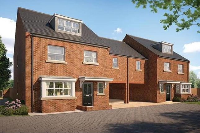 Thumbnail Semi-detached house for sale in Church Lane, Stanway, Colchester