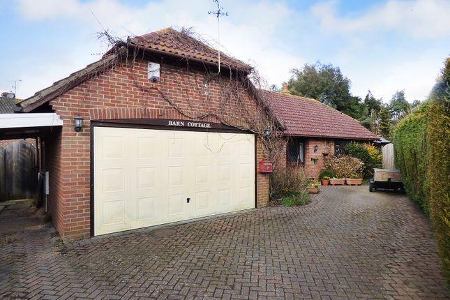 Thumbnail Detached bungalow for sale in Barn Close, Wick, Littlehampton