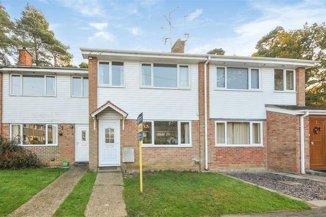 Thumbnail Terraced house for sale in Hazel Green, Baughurst, Tadley