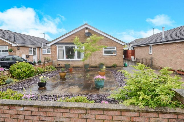 Thumbnail Bungalow for sale in Wheatfield Lane, Haxby, York