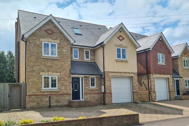 Thumbnail Detached house for sale in Station Road, Wraysbury, Staines