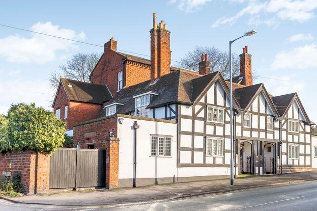 Semi-detached house in  Beacon Street  Lichfield W Birmingham
