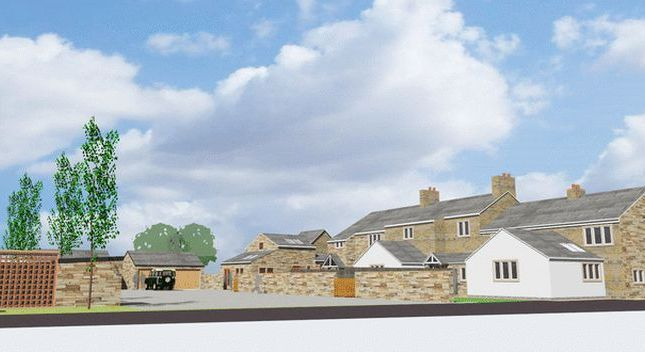 Thumbnail Mews house for sale in The Moorfield, Plot 2, Mellor