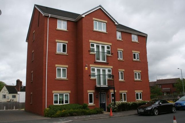 Thumbnail Flat to rent in Gloucester Close, Redditch, Redditch
