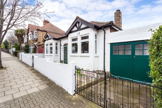 Thumbnail Detached bungalow for sale in Patterson Road, London