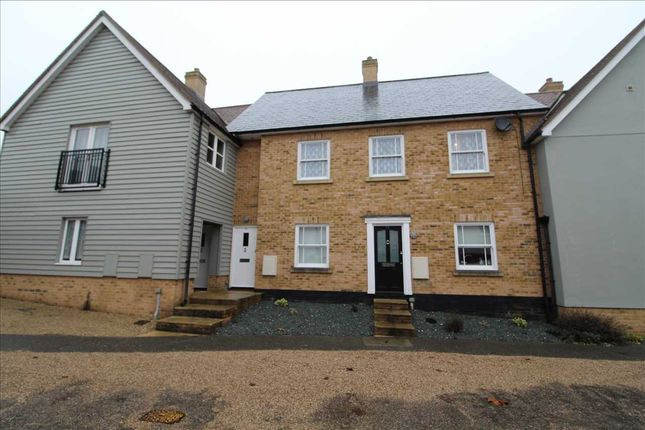 Thumbnail Maisonette for sale in Darkhouse Lane, Rowhedge, Colchester