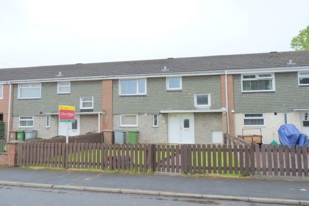 Terraced house to rent in Wharfdale Drive, Eastham, Wirral