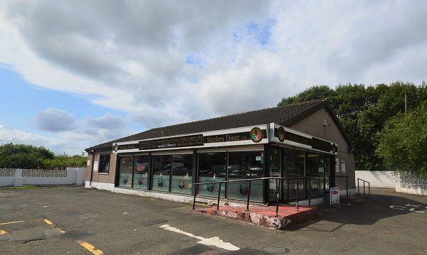 Thumbnail Restaurant/cafe for sale in Carlisle Road, Airdrie, North Lanarkshire