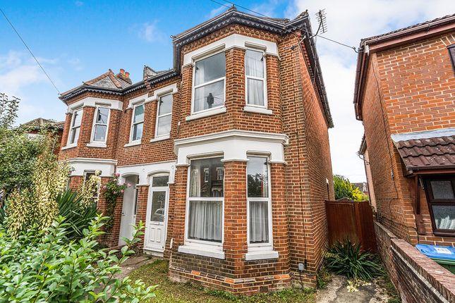 Thumbnail Semi-detached house to rent in Alma Road, Southampton