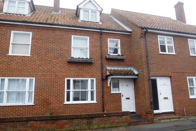 Thumbnail Terraced house to rent in Chapel Street, King's Lynn