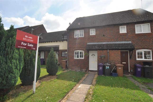 Thumbnail Terraced house for sale in Page Close, Baldock