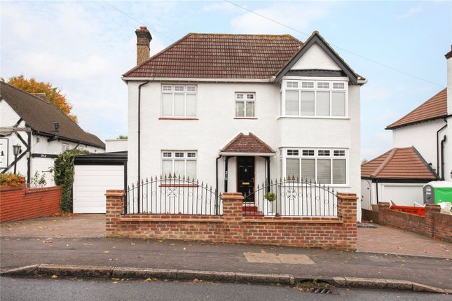 Thumbnail Detached house for sale in Stanley Park Road, Carshalton Beeches, Surrey