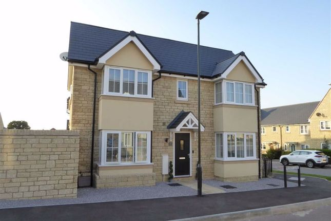 Thumbnail Semi-detached house for sale in Viceroy Close, Brockworth, Gloucester