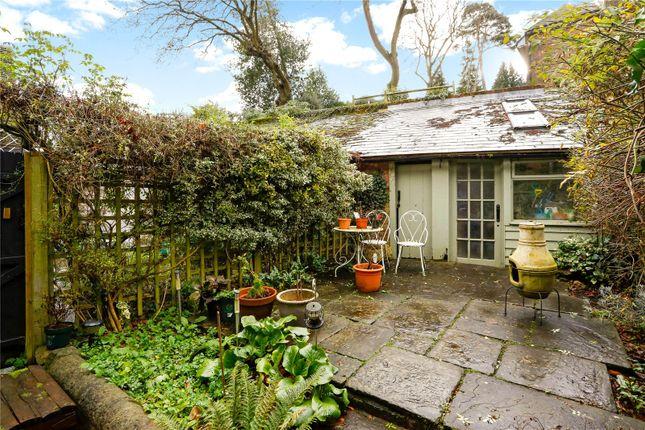 Garden And Workshop