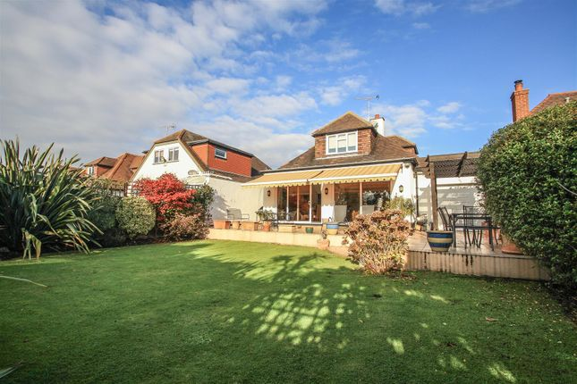 Thumbnail Detached bungalow for sale in Crosby Road, Westcliff-On-Sea