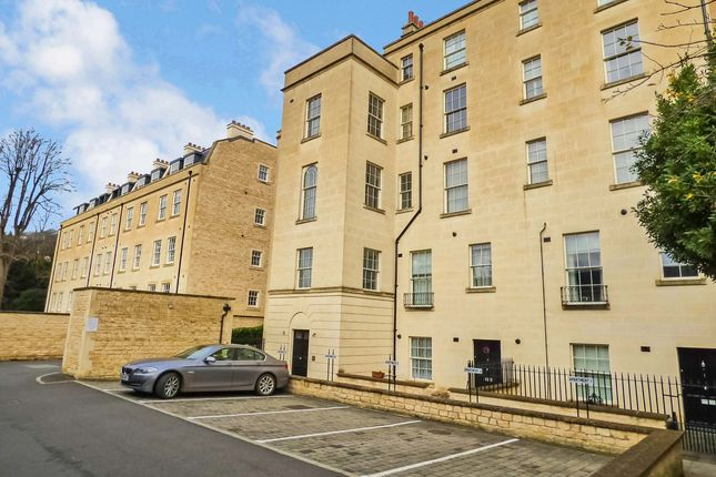 Thumbnail Flat for sale in Herschel Place, Central Bath