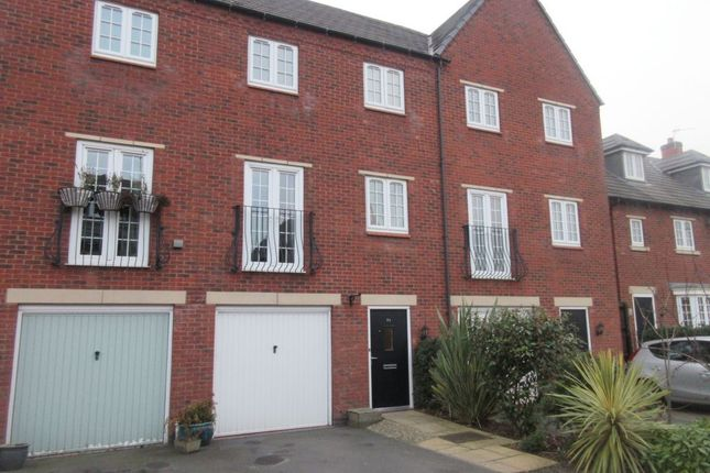 Thumbnail Terraced house for sale in Empingham Drive, Syston
