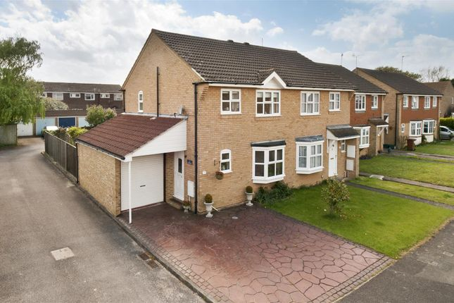 3 bed semi-detached house for sale in Yeoman Gardens, Paddock Wood, Tonbridge