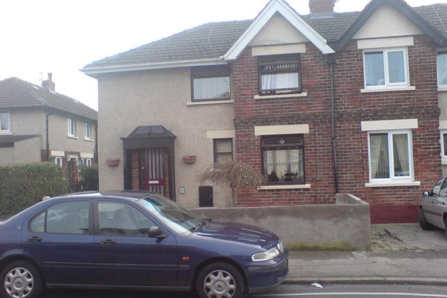 Thumbnail Semi-detached house to rent in Morley Road, Lancaster