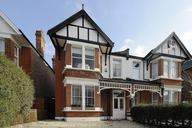 Thumbnail Semi-detached house to rent in Chatsworth Gardens, Ealing