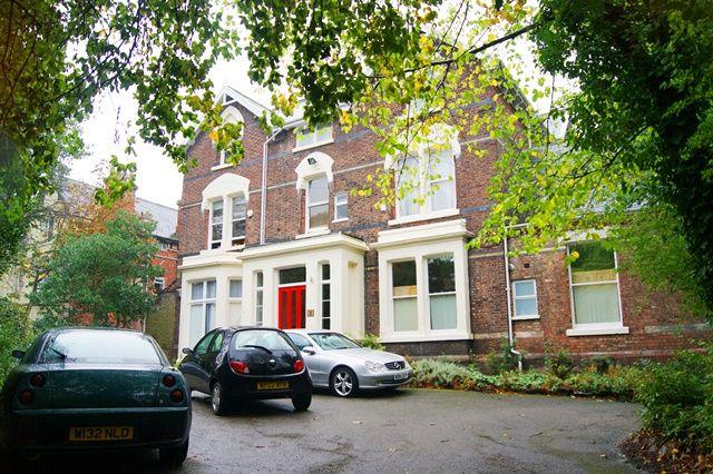 Thumbnail Flat to rent in Alexandra Drive, Sefton Park, Liverpool