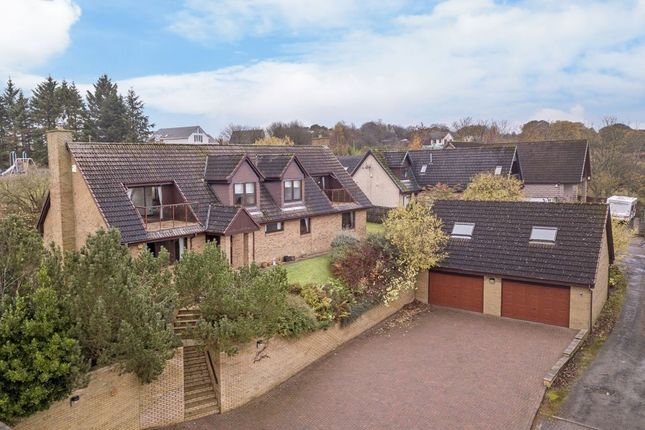 Thumbnail Detached house for sale in Wallacestone Brae, Wallacestone, Falkirk