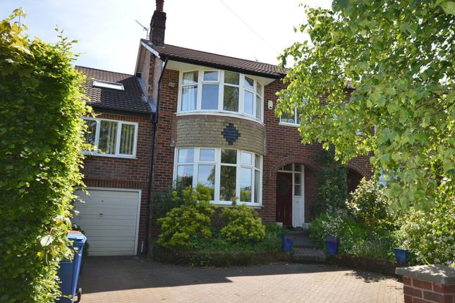 Thumbnail Semi-detached house to rent in Valley Road, Bramhall, Stockport