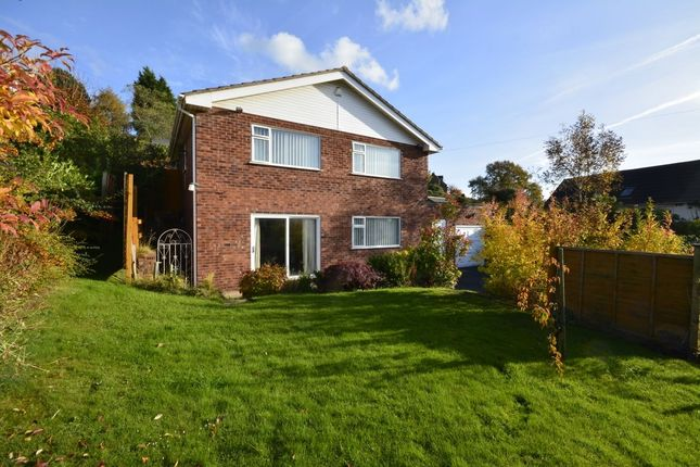 Thumbnail Detached house for sale in Robin Hood Lane, Helsby, Frodsham