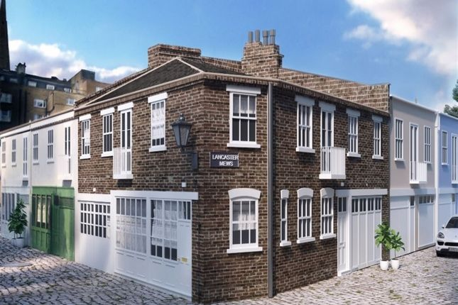 Thumbnail Property for sale in Lancaster Mews, London