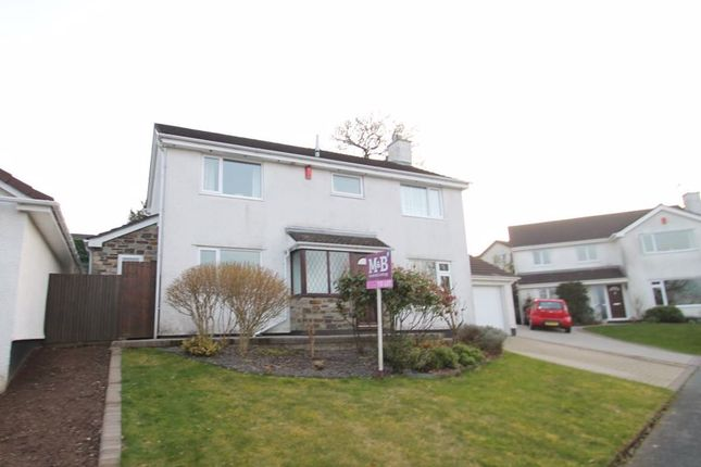 Thumbnail Property to rent in Cox Tor Close, Yelverton