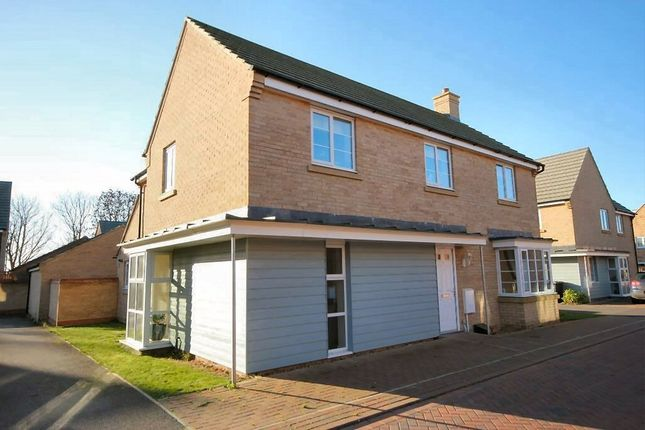 Thumbnail Detached house for sale in Chamberlain Fields, Littleport, Ely