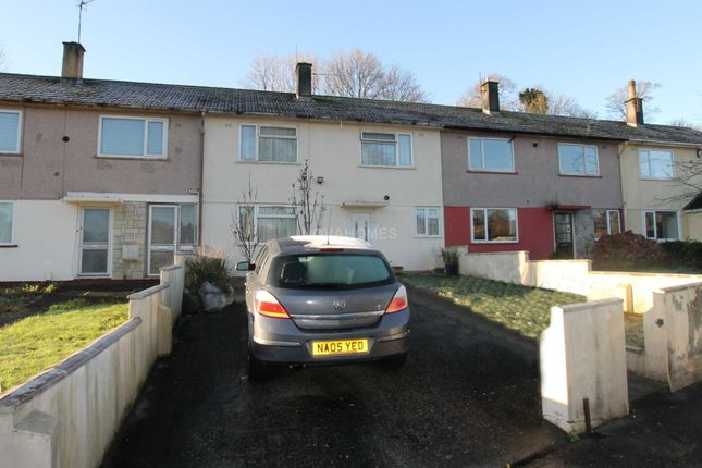Thumbnail Terraced house for sale in St Keverne Place, Pennycross