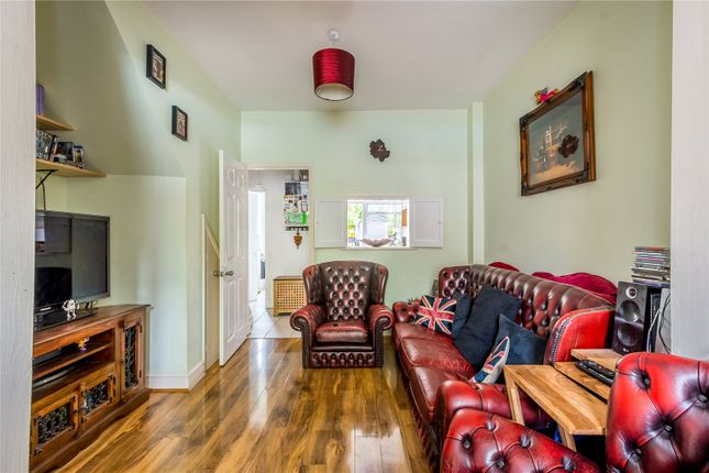 Thumbnail Terraced house for sale in Moselle Avenue, Wood Green, London