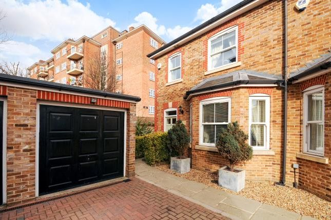 Thumbnail Semi-detached house to rent in Pentlow Street, London