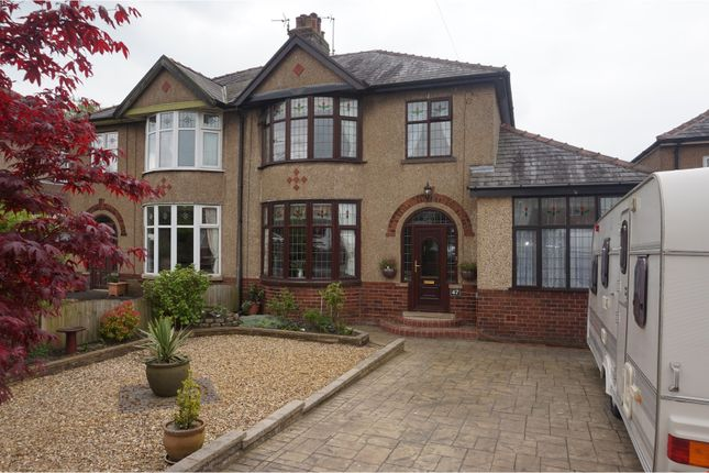 Thumbnail Semi-detached house for sale in Branch Road, Mellor Brook, Blackburn