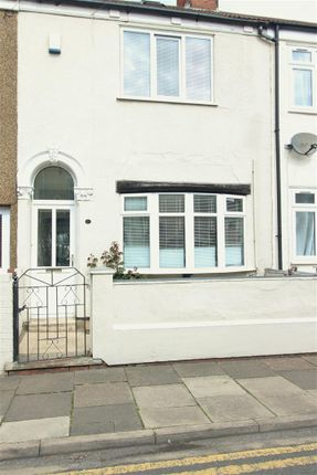 4 bed terraced house for sale in Rowston Street, Cleethorpes DN35